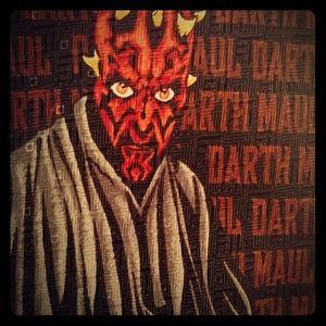 Star Wars Darth Maul Tie NWT